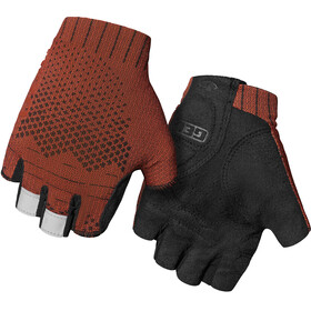 Giro Xnetic Road Gloves Men, trim red